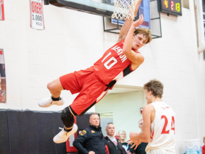 November 30, 2018 | Boys Basketball | Kenton vs. Indian Lake