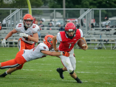August 24, 2018 | Football | Kenton vs. Coldwater